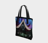 Shaman 2-Side Canvas Tote