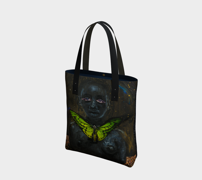 Judgment 2-Side Canvas Tote