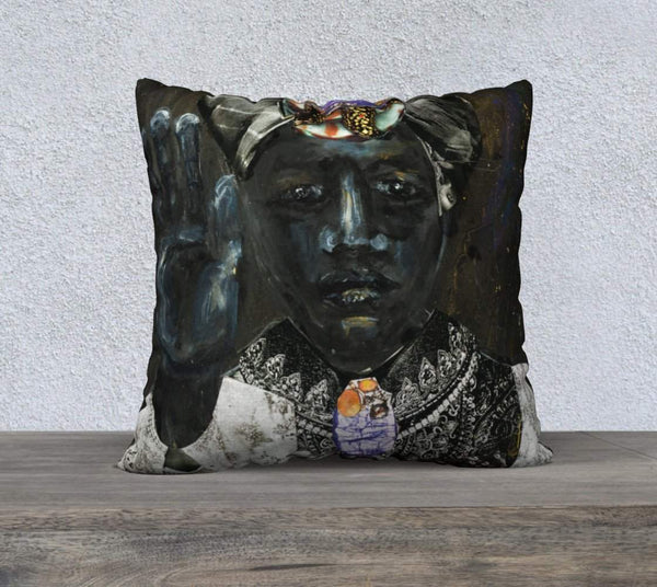 "22"" X 22"" Pillow Case - The Moor"