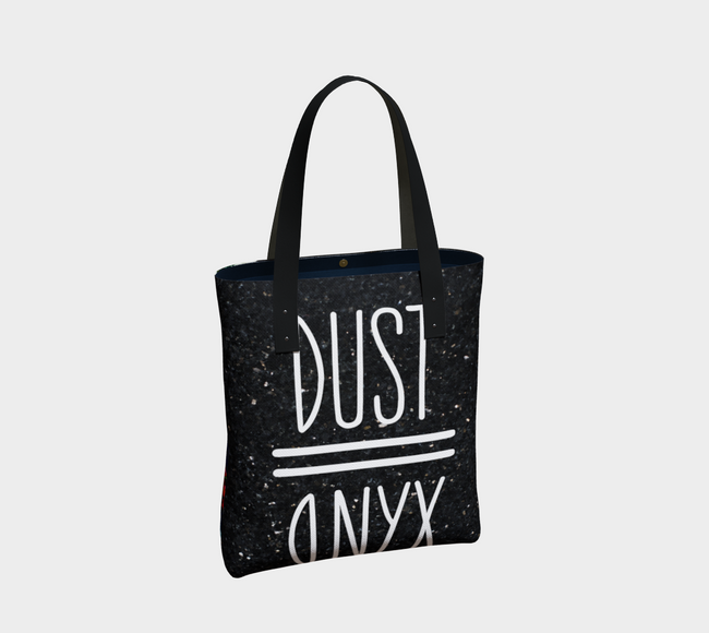 Star 2-Side Canvas Tote