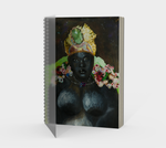 Queen Mother Spiral Notebook