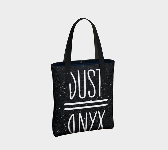 Emerging One 2-Side Canvas Tote