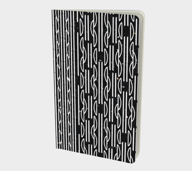 DIIO Dark Small Notebook