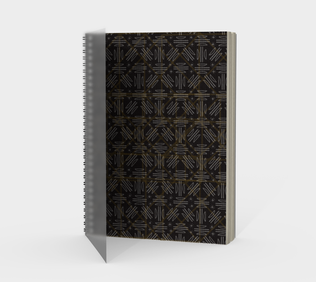 DIIO Tesseract Spiral Notebook