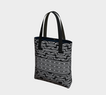 DIIO Black 2-Side Tote