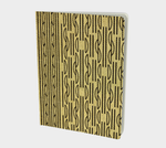 DIIO Gold Large Notebook