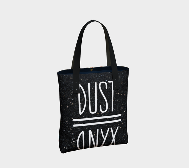 Strength 2-Side Canvas Tote