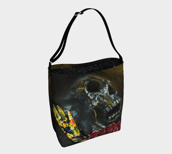 Day Tote - Death Tote Bag