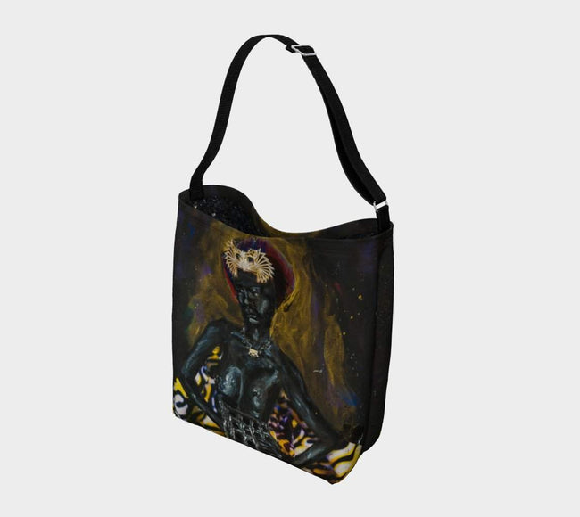 Day Tote - The Rider Tote Bag