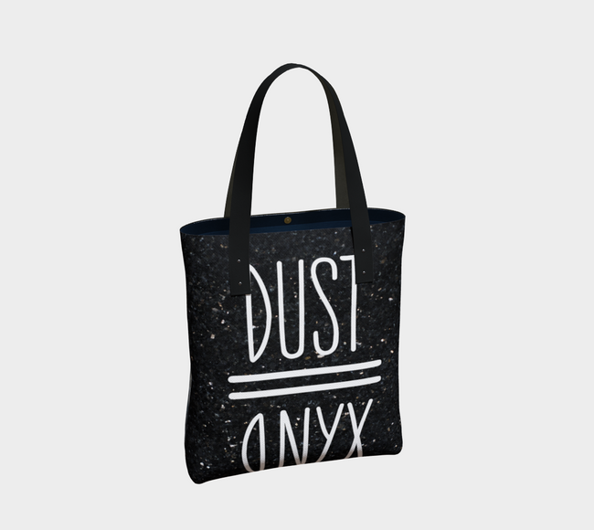 Temperance 2-Side Canvas Tote