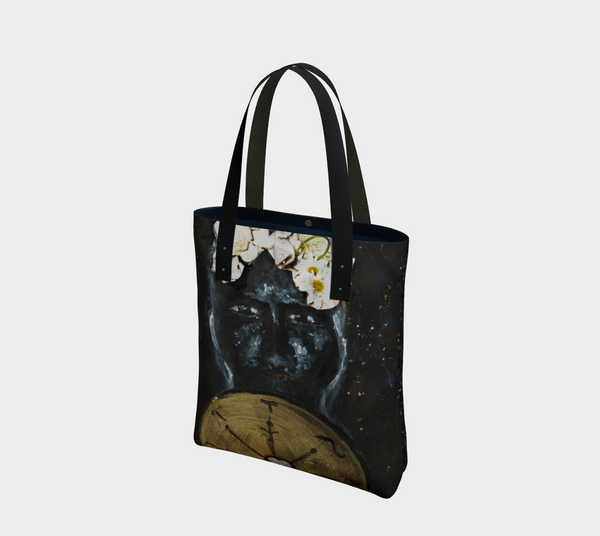 Wheel of Fortune 2-Side Canvas Tote