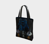Suspension 2-Side Canvas Tote