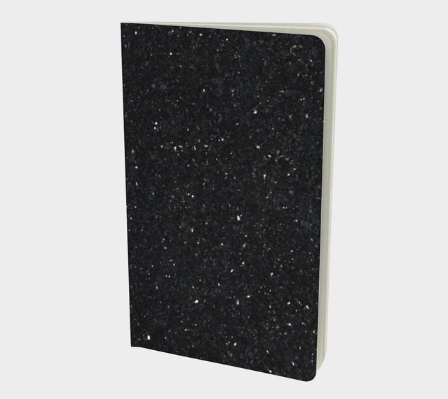 Notebook - Cosmic Asphalt Small Notebook