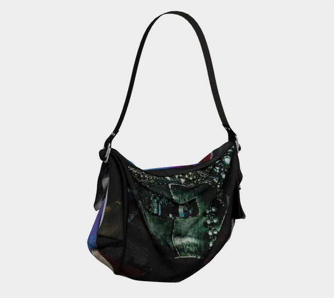 "Origami Tote - The Shaman ""Everything"" Bag"