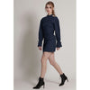 Marion Dress, Navy