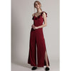 Elsie Jumpsuit, Royal Red