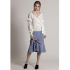 Catherine Skirt, Cornflower Blue