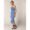 Chiara Dress, Blue