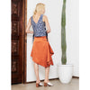 Down to Earth Skirt, Earth Orange