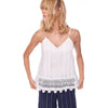 Signorina Top, White