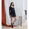 Gywneth Dress, Black