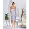 Roxane Dress, Stripes