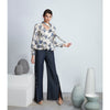 Chelsea Wide Leg Pants, Denim