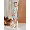 Nellie Dress, Pale Grey