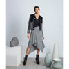 Harper Skirt, Houndstooth