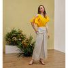 Grace Top, Bright Yellow