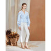 Remi Skinny Pants, White