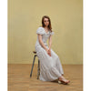 Nora Maxi Dress, Pastel Stripe