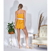Provence Shorts, Bright Yellow