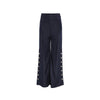 Wide Eyed Trousers, Navy