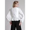 Elizabeth Top, Off-white