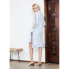 Highway Shirt Dress, Blue