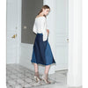 Make An Entrance Skirt, Denim