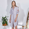 Ines Shirt Dress, Stripes