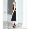 Royal Suite Dress, Black