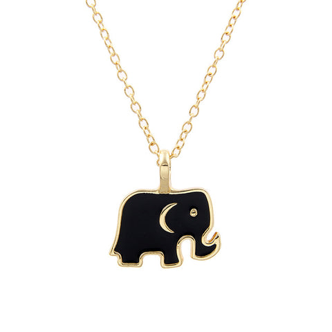 Good Luck Elephant Necklace For Women - EpicGearCenter