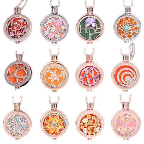 Aroma  Locket Necklace - EpicGearCenter