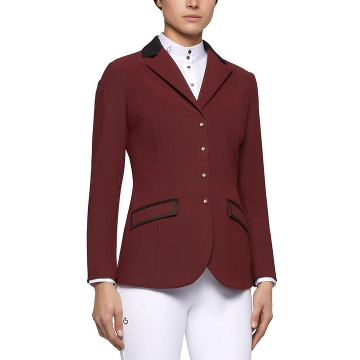 Cavalleria Toscana Ladies Lightweight Zip Riding Jacket