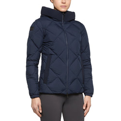 Cavalleria Toscana Quilted Hooded Puffer