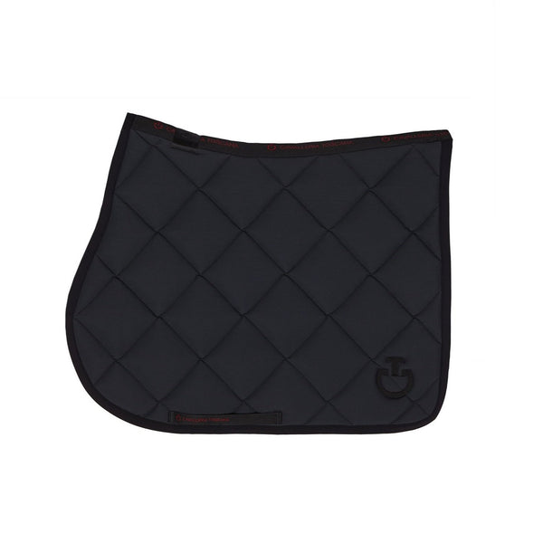 Cavalleria Toscana Rhombi Quilted Saddle Pad - Jumping