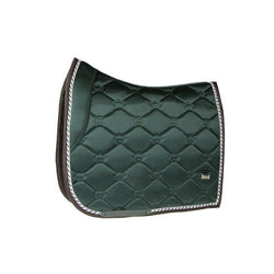 PS Of Sweden Dressage Saddle Pad Monogram  - Emerald