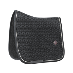 Kentucky Basic Velvet Saddle Pad - Dressage