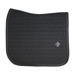 Kentucky Glitter Rope Saddle Pad - Dressage