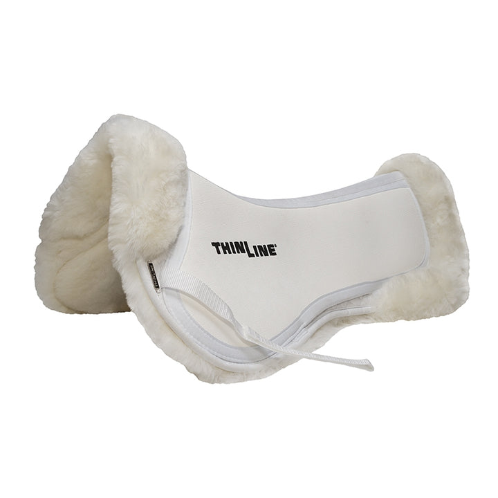ThinLine Trifecta Sheepskin Comfort Half Pad