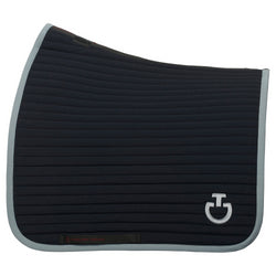 Cavalleria Toscana Quilted Row Saddle Pad - Dressage