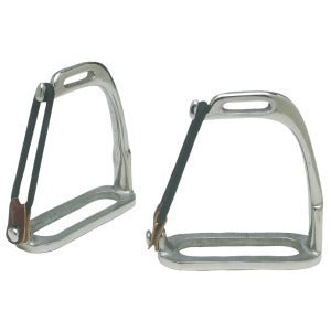 Peacock Stirrup Irons Child